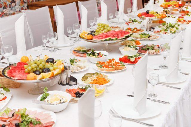 catering festliche tafel hotel amselgrundschl chen